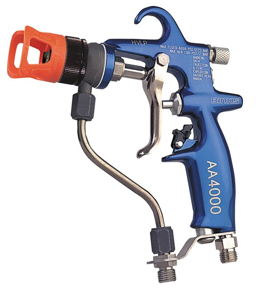 Pistolas manual y autom tica para pintar for Bomba manual para pintar con cal